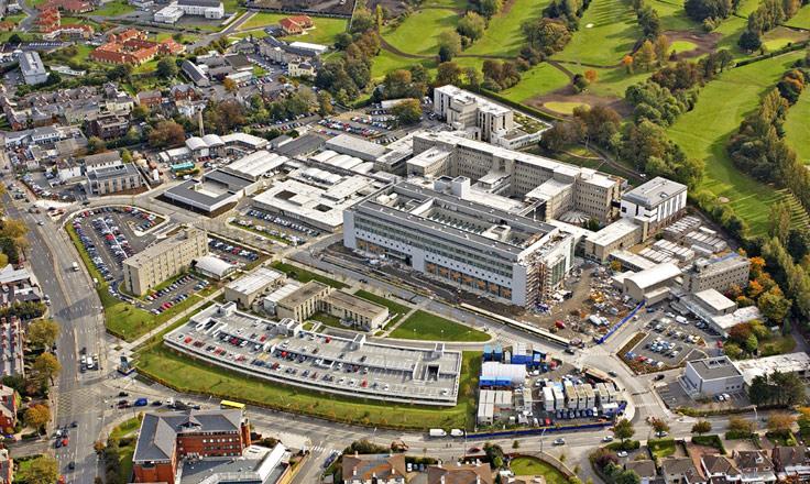 St Vincent's Private Hospital Dublin
