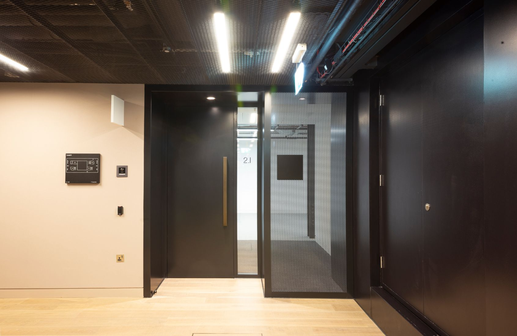 Portal Doors for London Project