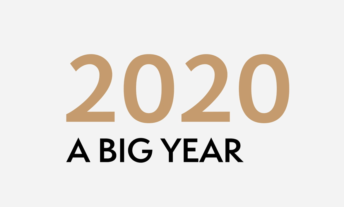 2020 – Our Year in Review