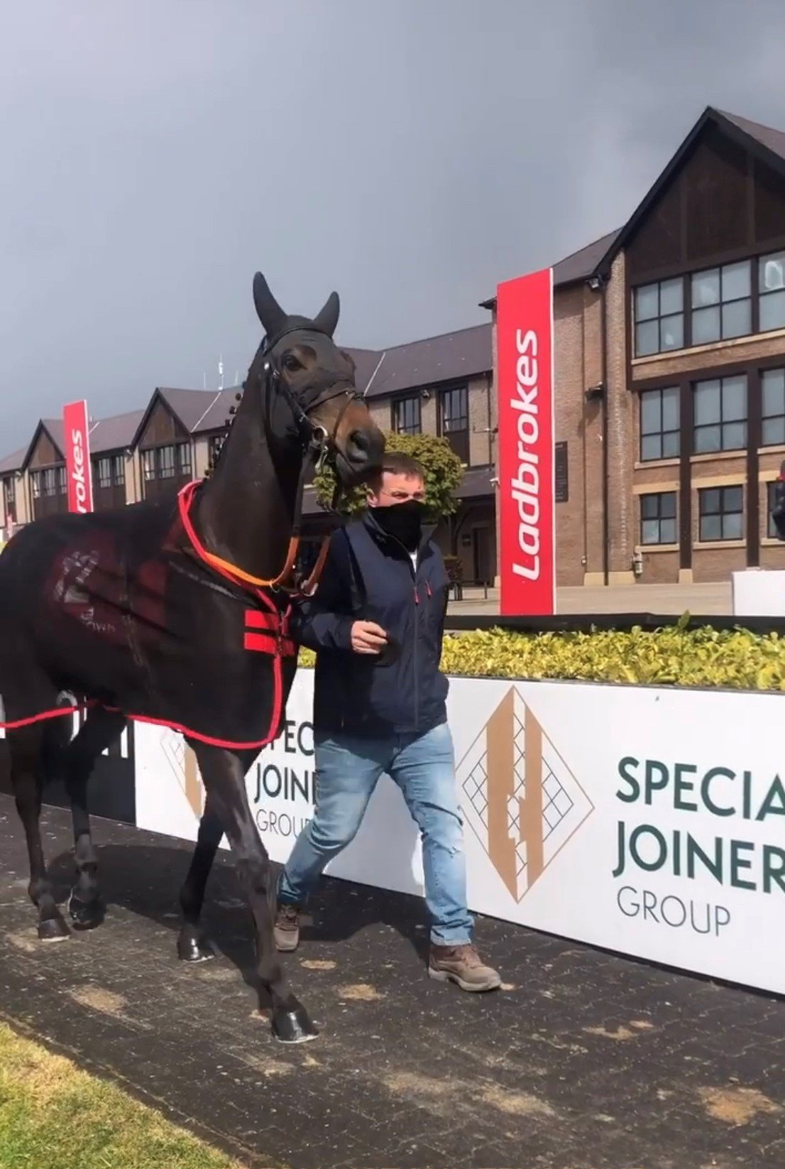 Specialist Joinery Group sponsor race at Punchestown Festival