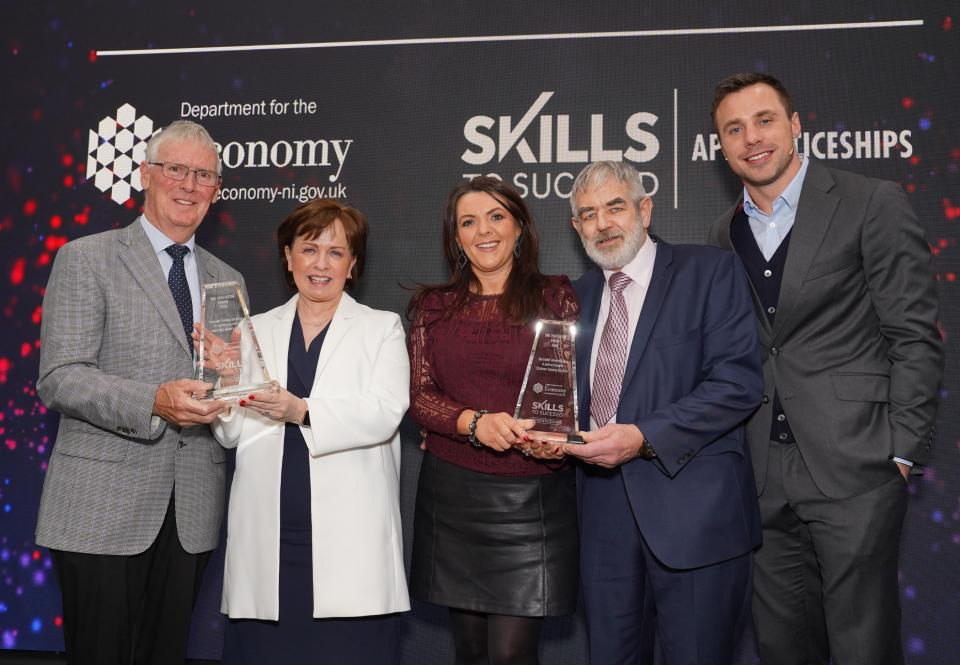 Specialist Joinery Group Training Academy Wins Government Award for £1m Skills Investment