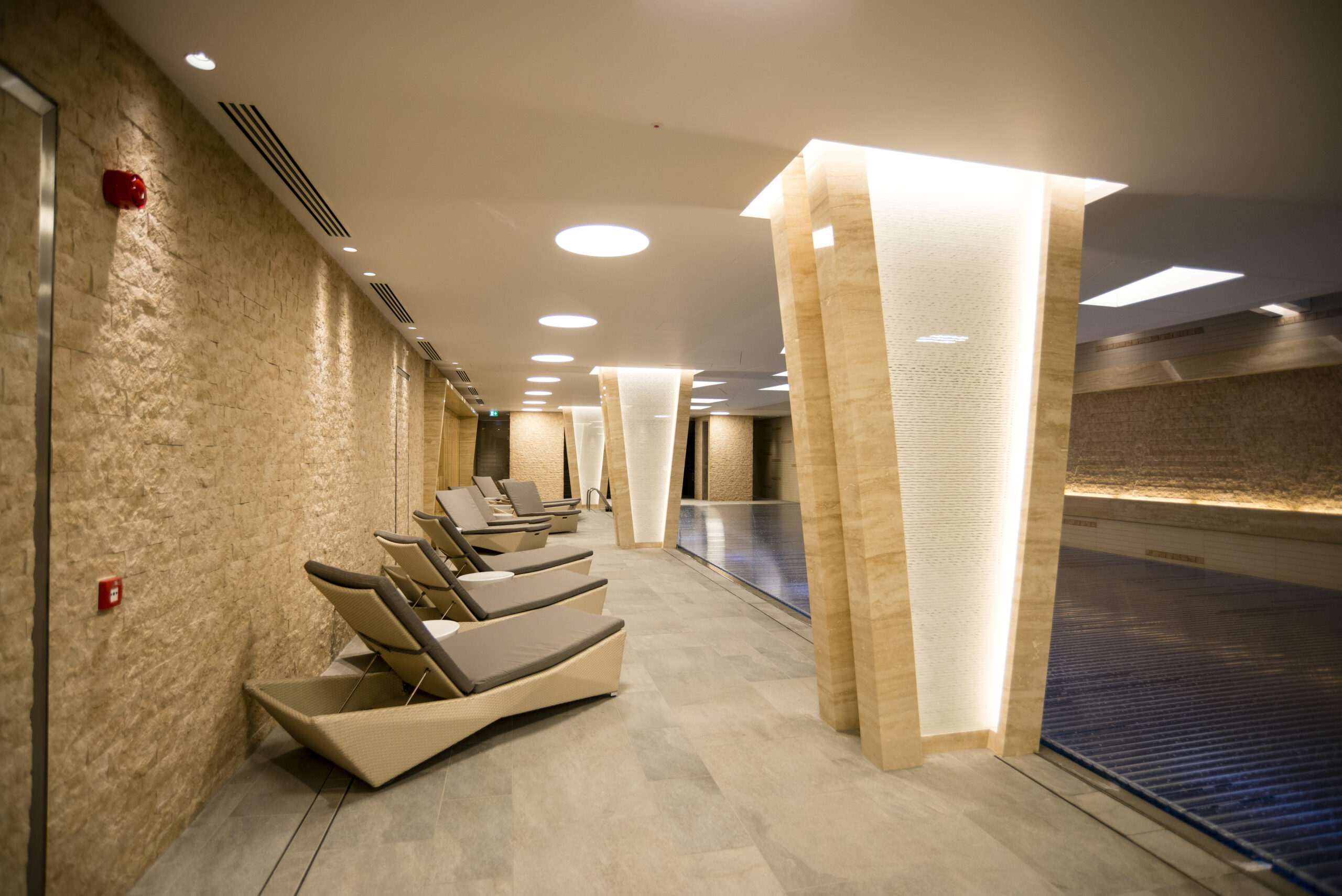 Lillie Clubhouse Spa