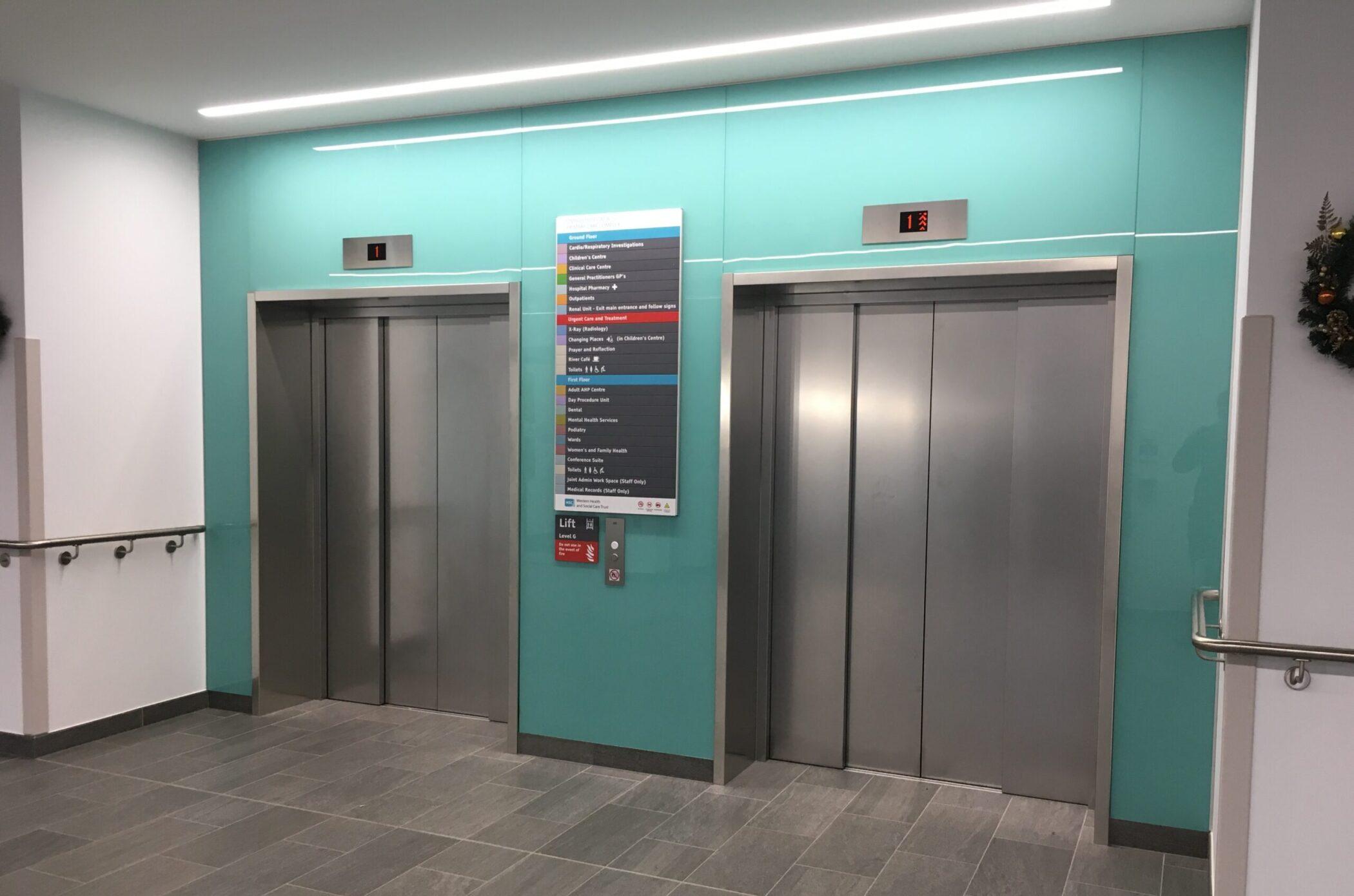 Lift Lobbies