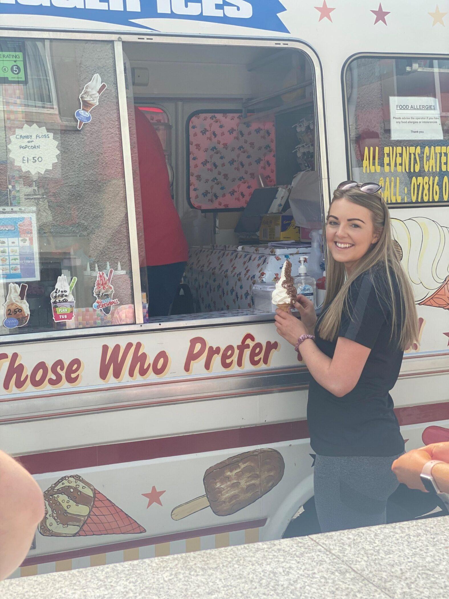 Ice Cream Fridays