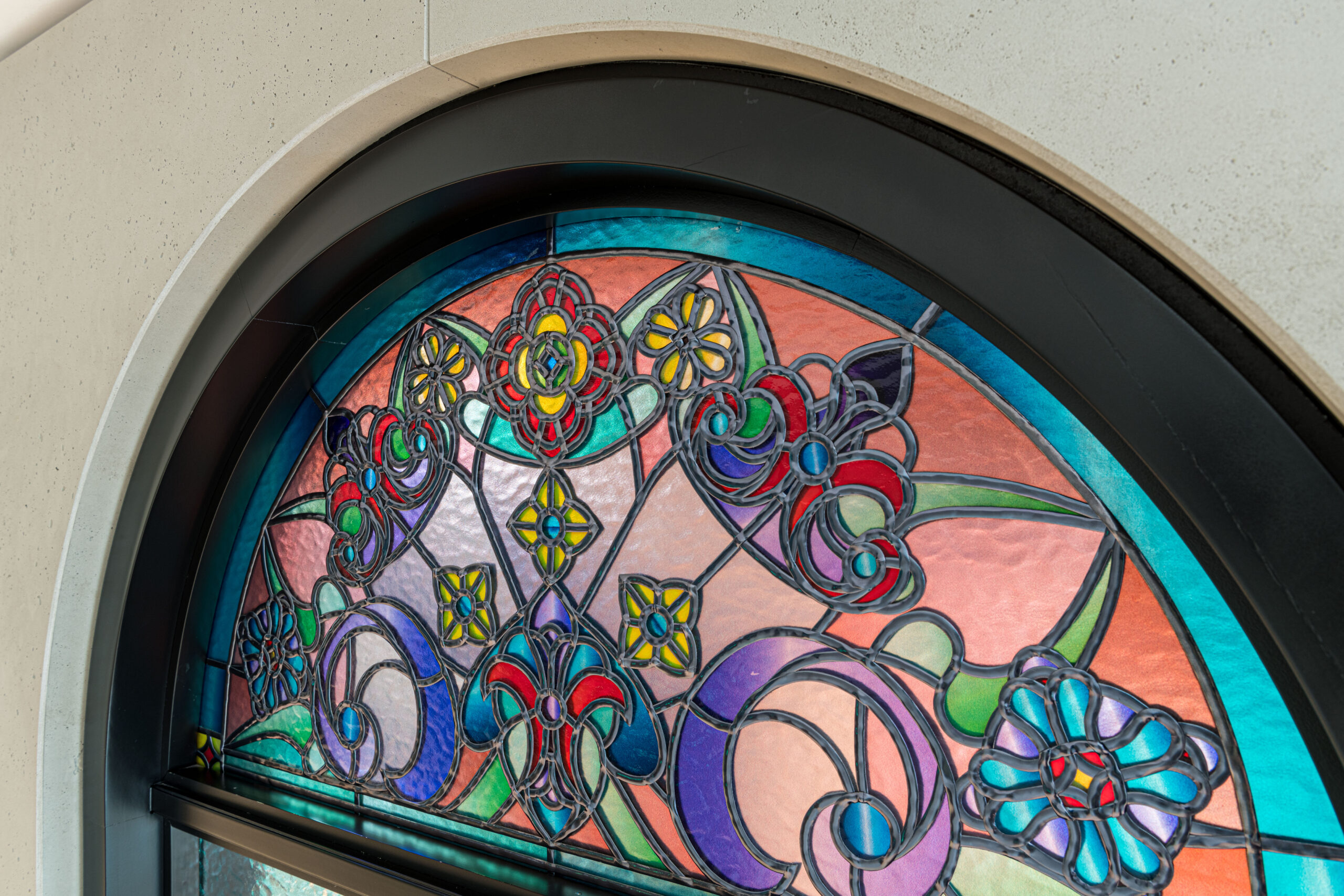Stained Glass for Recent London Project