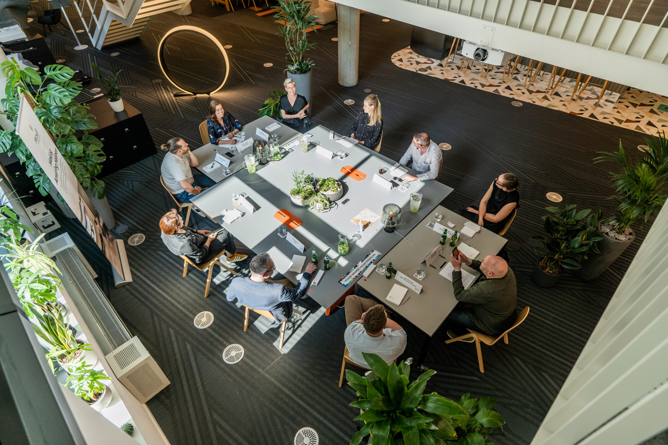 Mix Roundtable: The Value of Craftsmanship in Commercial Interiors