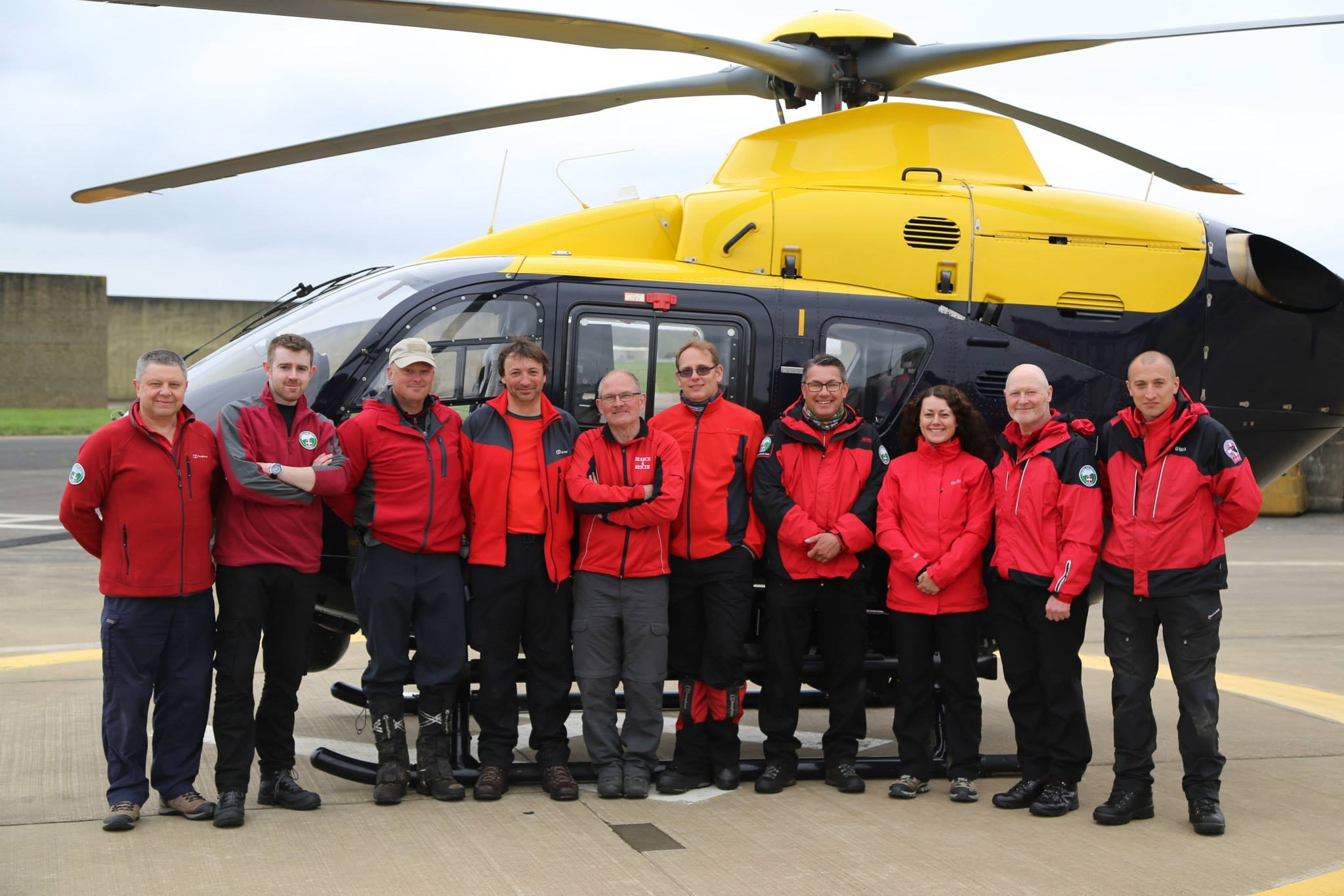 Specialist Joinery Group Donate to Suffolk Lowland Search and Rescue