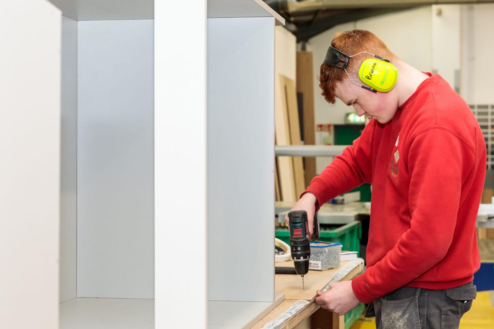 Apprentice Carpenter – London Based