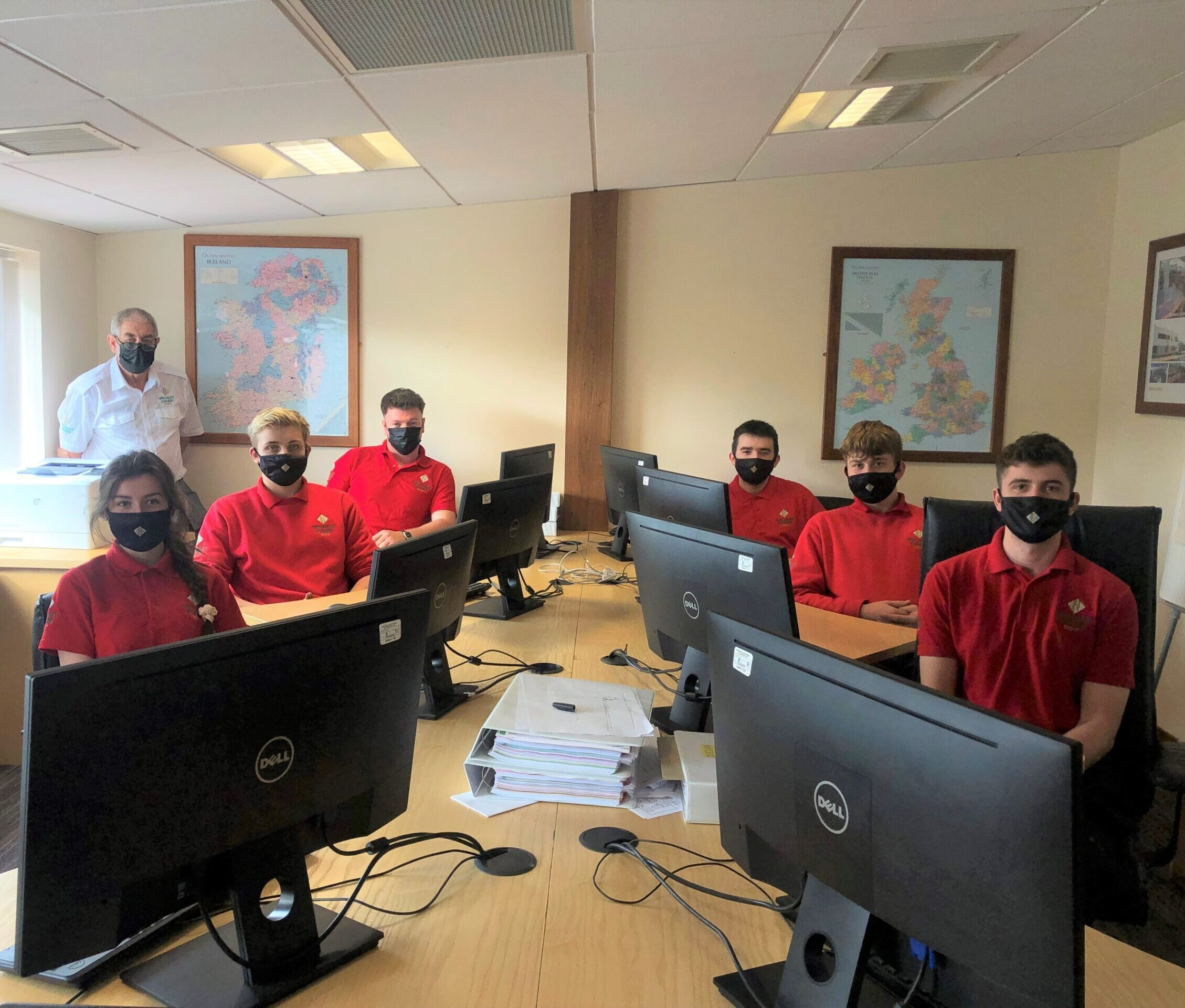 Specialists New Apprentices