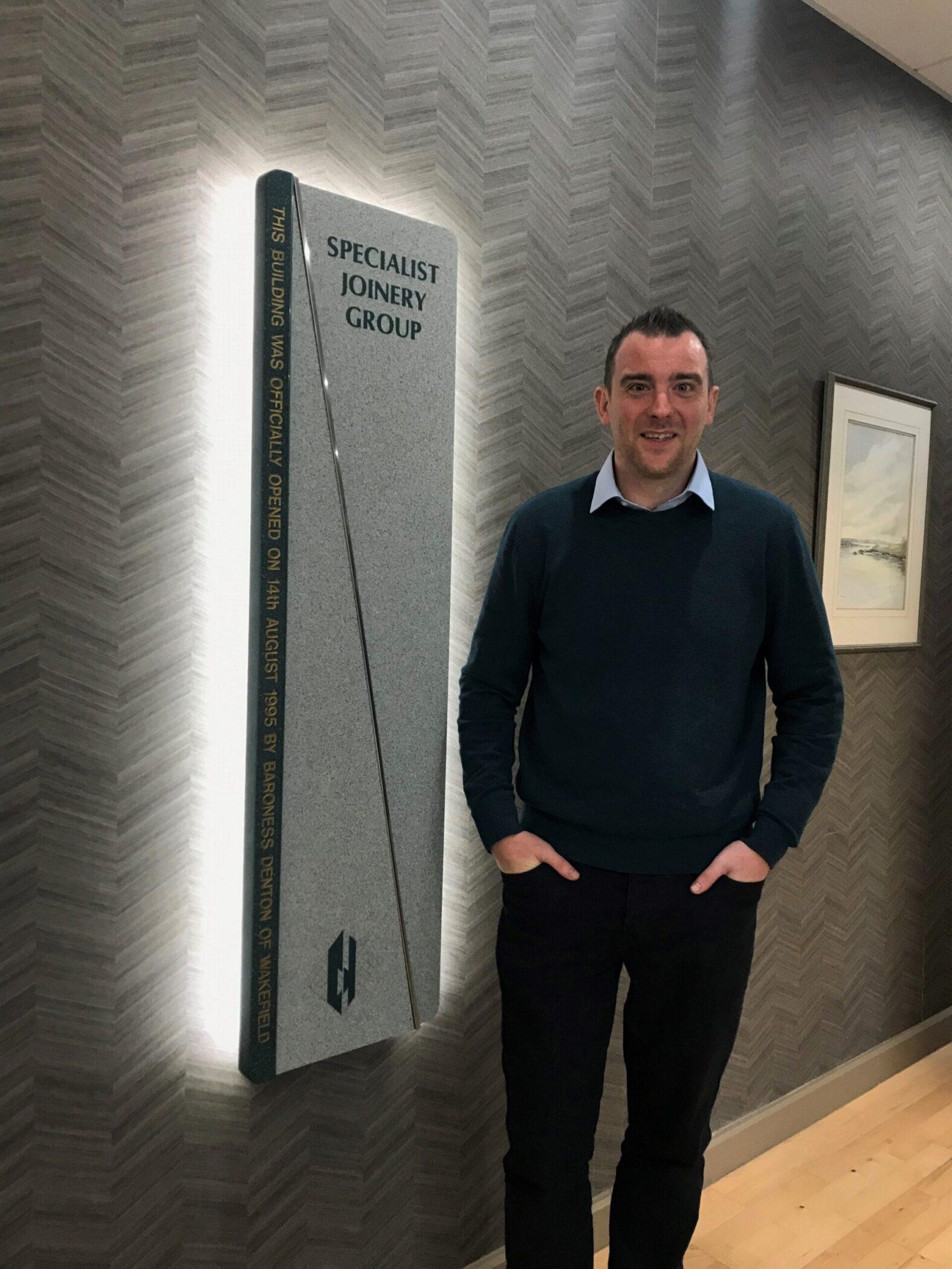 New Door Design Expert for Specialist Group